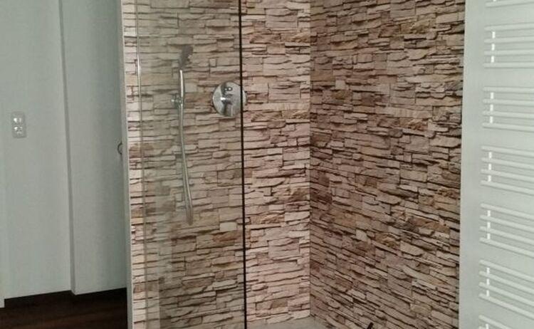 Badezimmer Schreinerei Braun Piding