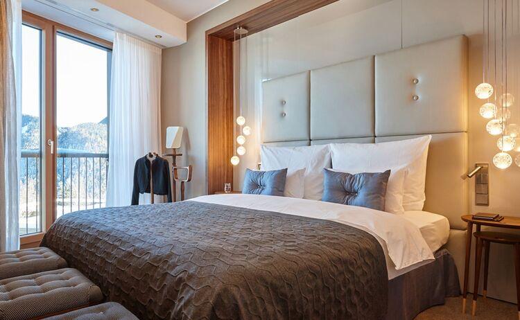 Kemp Panorama Suite Bett